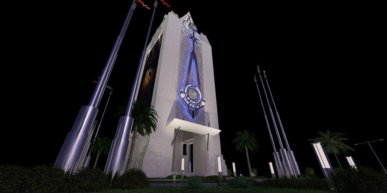 Штаб-квартира Designer Shaik в Бахрейне
