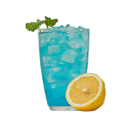 Голубая мята